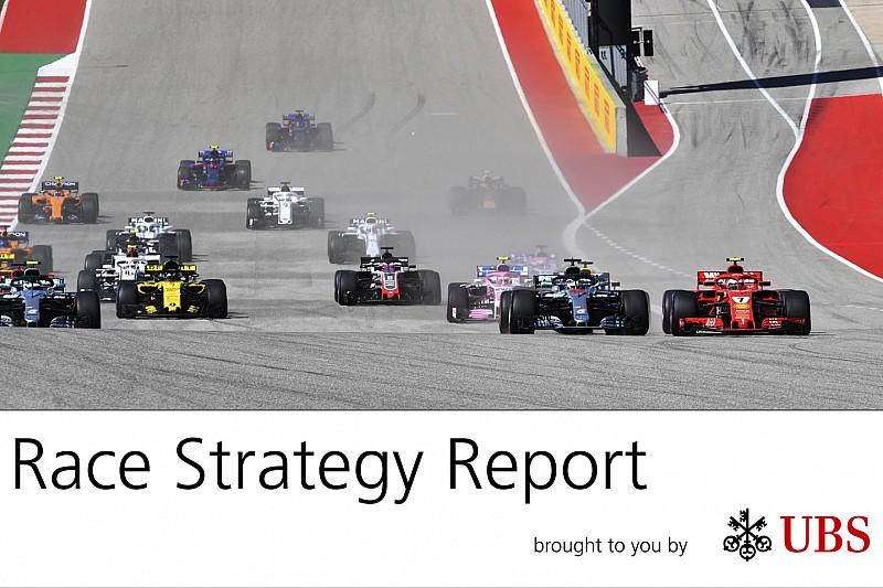 Strateji Raporu: Mercedes'in hataları Ferrari'ye hayat verdi