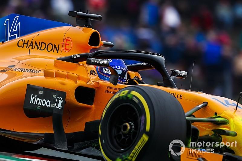 Alonso pode testar nova câmera onboard em despedida da F1