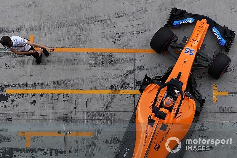 McLaren presagia
