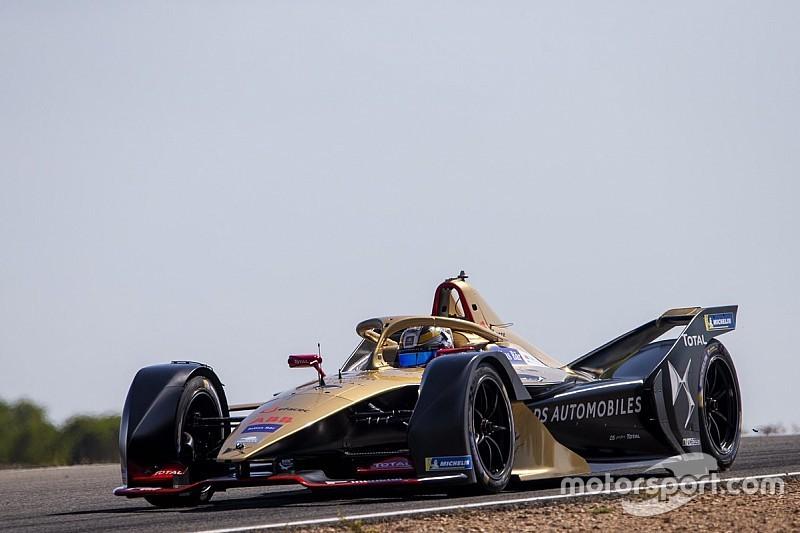 Techeetah mostra la sua Formula E Gen2 motorizzata DS e conferma Vergne e Lotterer
