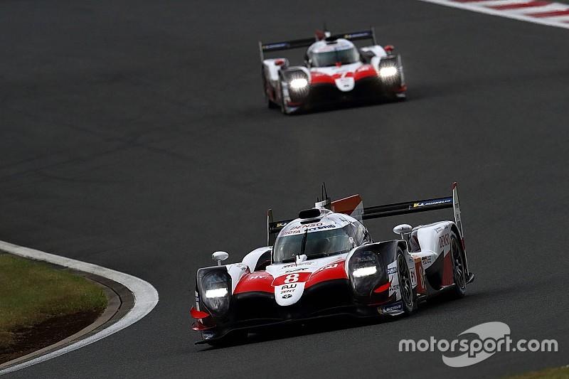 Alonso dice que la ventaja de Toyota es por efectividad, no por velocidad