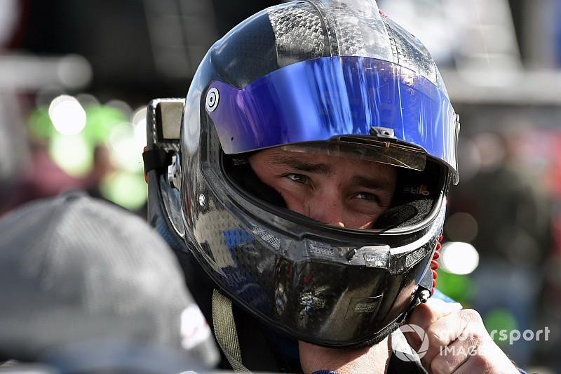 Reigning NASCAR Trucks champ Brett Moffitt finds a new home