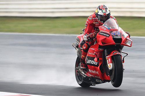 MotoGP Emilia Romagna 2. antrenman: Miller lider, Quartararo 16. oldu