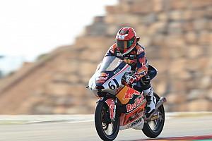 Can Öncü, Valencia'da ilk kez Moto3 Dünya Şampiyonası'nda yarışacak