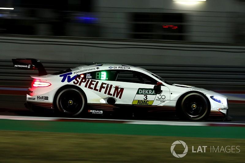 Paul Di Resta vola a prendersi la pole position di Gara 1 a Misano, Zanardi si destreggia sul bagnato