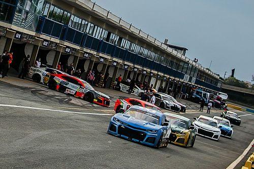 Veja como foi a corrida 2 da GT Sprint Race em Curitiba