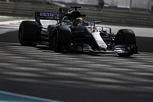 Hamilton dá troco em Vettel e registra recorde em Abu Dhabi