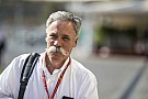 Carey traza la meta para la F1: