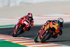 MotoGP News Überraschung in der Debütsaison: KTM bezwingt Aprilia