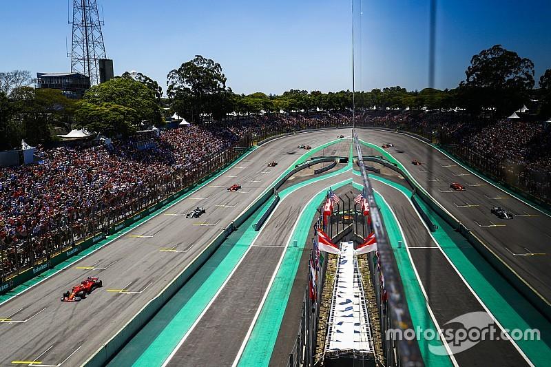 Verstappen: Interlagos, Red Bull'a uymuyor