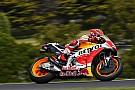 MotoGP Australian MotoGP: Marquez edges clear of frantic battle for victory