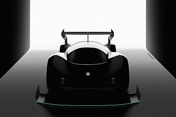 Volkswagen valt record Pikes Peak aan met elektrische auto