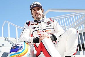 IMSA Actualités À Daytona, Alonso pense au Mans