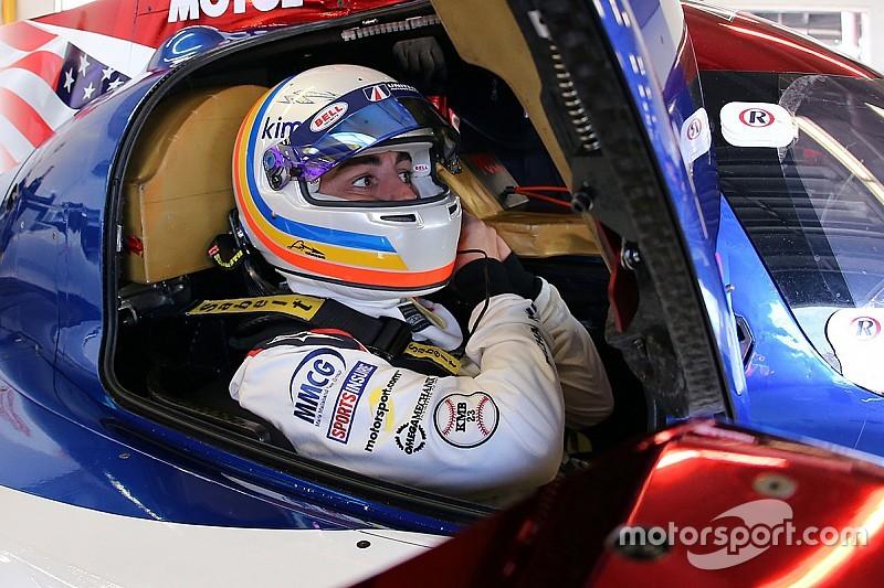 WTR confirms Alonso and Kobayashi for Rolex 24 at Daytona