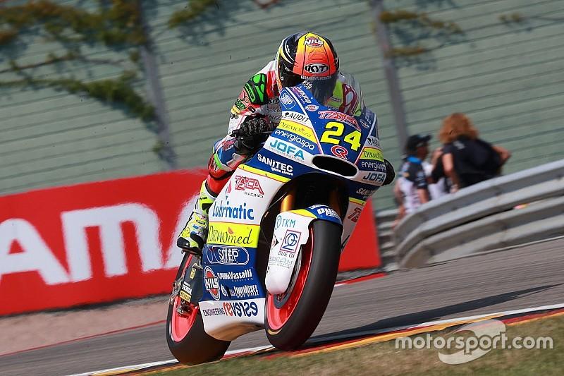 Ufficiale: Simone Corsi e Tasca Racing insieme anche nel 2019