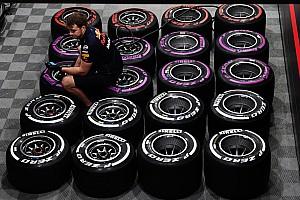 Команди Ф1 повністю зрозуміють нові шини лише у середині сезону