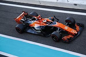 McLaren, 2018 F1 aracının