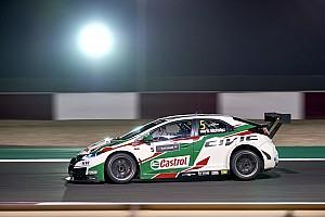 WTCC Motorsport.com hírek WTCC: Michelisz robbantott Katarban, leggyorsabb volt a második edzésen