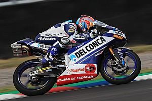 Moto3 Prove libere Austin, Libere 1: Martin precede Bastianini e Migno con la pista sporca