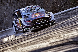 WRC Resumen de la etapa Ogier se acerca a la victoria en Francia