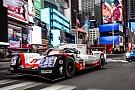 VÍDEO: Porsche 919 Hybrid anda pelas ruas de Nova York
