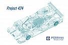 Le Mans LMP1-Perrinn: Jetzt soll er elektrisch in Le Mans fahren