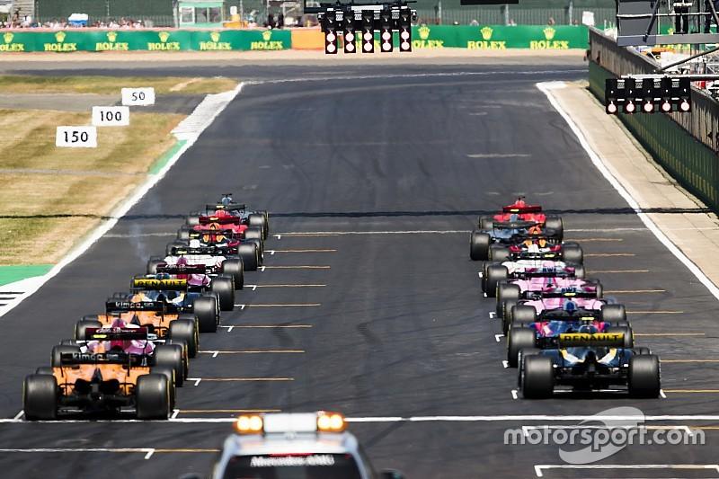F1 2019: Tien minder bekende reglementswijzigingen voor het nieuwe seizoen