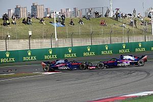 Formel 1 Reaktion Von wegen Verschwörung: Toro-Rosso-Stallorder ging schief!
