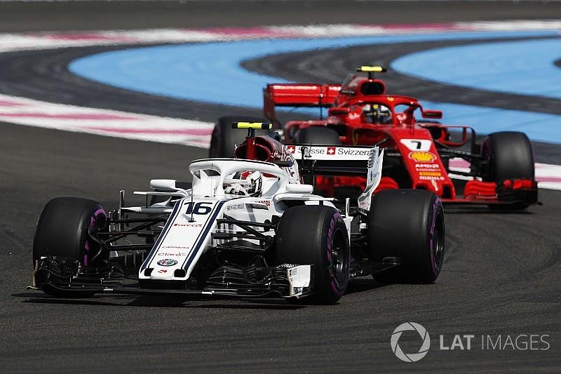 Sauber recibiría con los brazos abiertos a Raikkonen