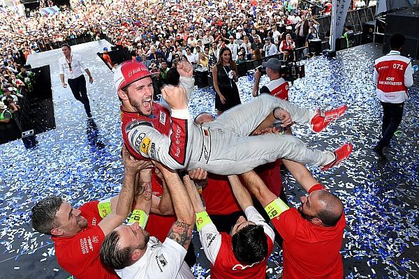 فورمولا إي فورمولا إي: دانيال آبت يحقق فوزه الأوّل في سباق المكسيك