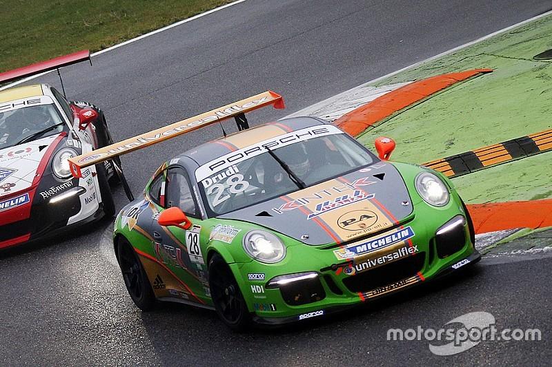 Carrera Cup Italia, Drudi si gode il weekend di Monza