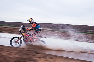Dakar Stage report Dakar Stage 11: Price tercepat, Walkner melenggang