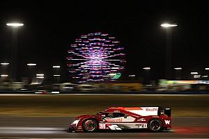 IMSA Crónica de Carrera Conway lidera después de seis horas en Daytona
