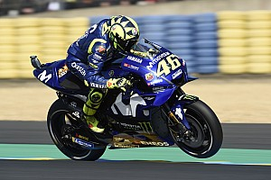"MotoGP 速報ニュース ロッシ、コース特性に助けられ好調「電子制御の問題は""隠されている""」"