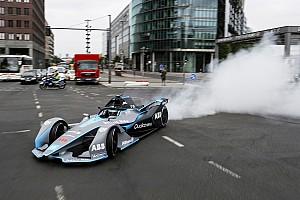 Formula E Top List GALERI: Rosberg uji coba mobil baru Formula E