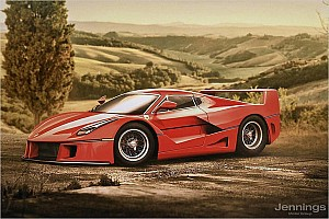 Automotive News Moderne Autos im Klassiker-Look