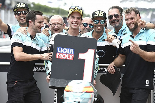 Mir sempre più nella storia a Sepang: è il più vincente della Moto3