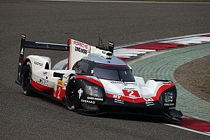 WEC Breaking news Porsche: Early title chance won't makes us go conservative