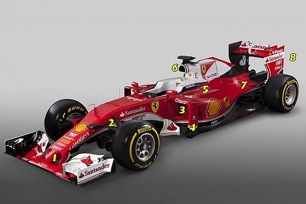 Tech analysis: Ferrari's eight key changes to topple Mercedes
