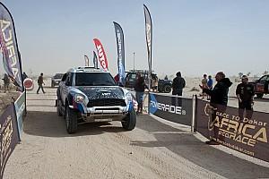 Ралли-рейды Отчет об этапе Участники «Африки Эко Рейс» финишировали у Розового озера