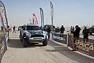 Участники «Африки Эко Рейс» финишировали у Розового озера