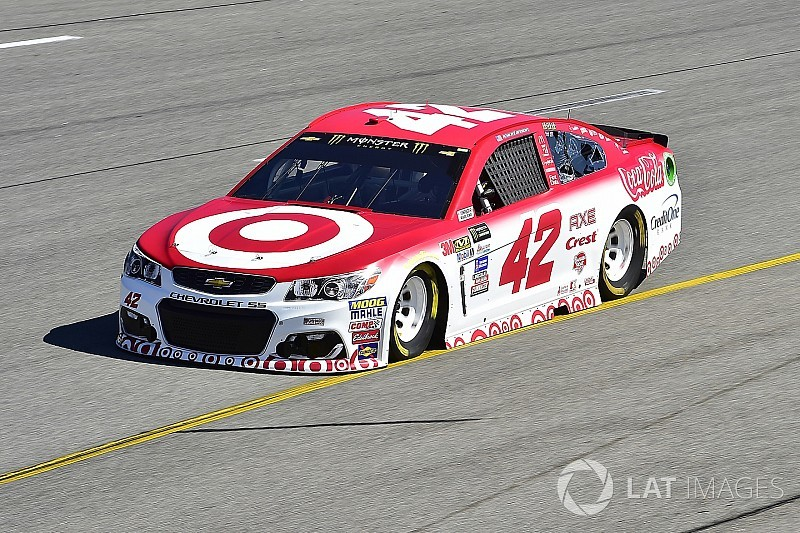 Kyle Larson leads final Cup practice at Richmond