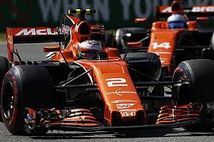 Formula 1 Breaking news Vandoorne was