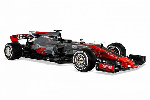 Haas presenta su segundo coche de Fórmula 1