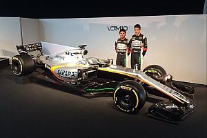 Formule 1 Actualités Force India dévoile la VJM10