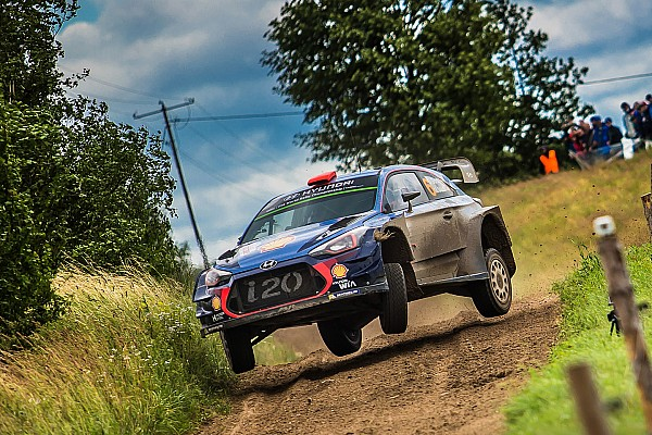 WRC Poland dropped from 2018 WRC calendar
