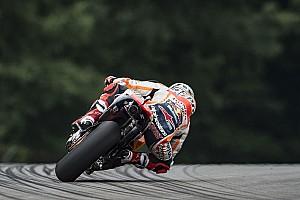 MotoGP Antrenman raporu Sachsenring MotoGP 4. Antrenman: Marquez yine lider!