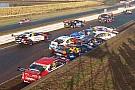 Supercars В гонке Supercars произошел массовый завал