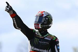 World Superbike Race report WorldSBK Belanda: Rea raih kemenangan dramatis