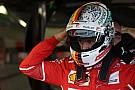 Vettel: Paniğe gerek yok